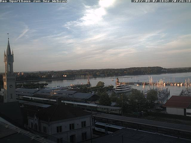 Konstanz webcam - Intersport Gruner webcam, Baden-Wuerttemberg, Freiburg